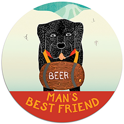 Man's Best Friend Coaster Pack