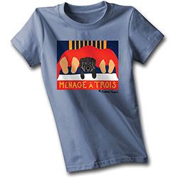 Menage A Trois - T-Shirt