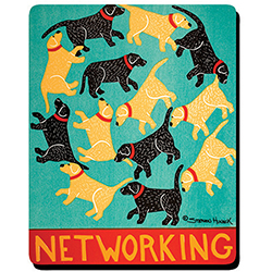 Networking Mousepad