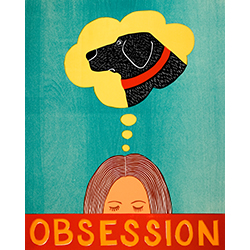 Obsession - Giclee Print