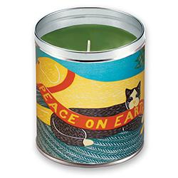 Peace on Earth - Candle