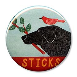 """Sticks - 2.25"""" Round"""