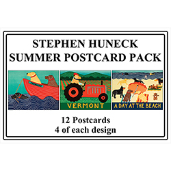 Summer Postcard Pack