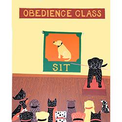 Teacher's Pet - Giclee Print