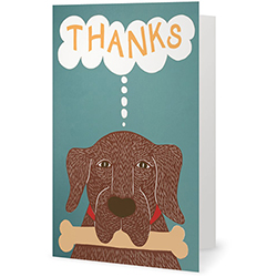 Thank You - Card