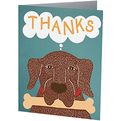Thank You - 8 Card Set