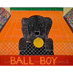 Ball Boy - Giclee
