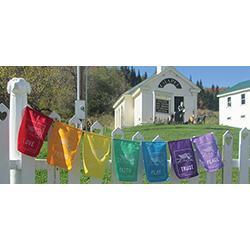 Cloth Prayer Flags