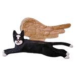 Cat - Angel Ornament